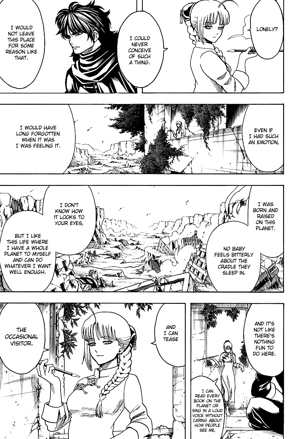 Gintama Chapter 579  Online Free Manga Read Image 13