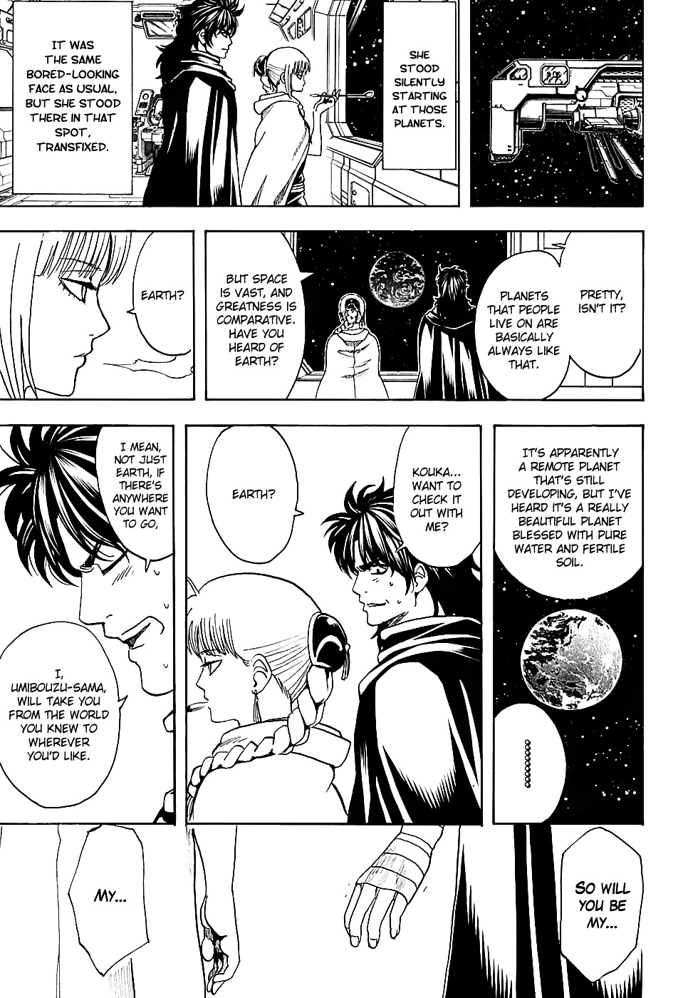 Gintama Chapter 579  Online Free Manga Read Image 15