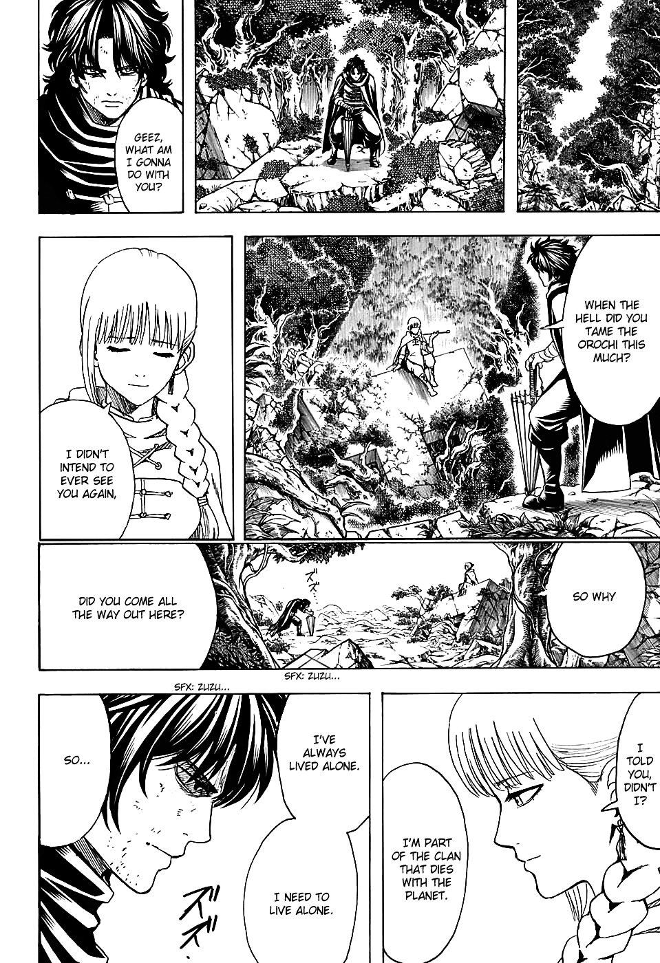 Gintama Chapter 579  Online Free Manga Read Image 18