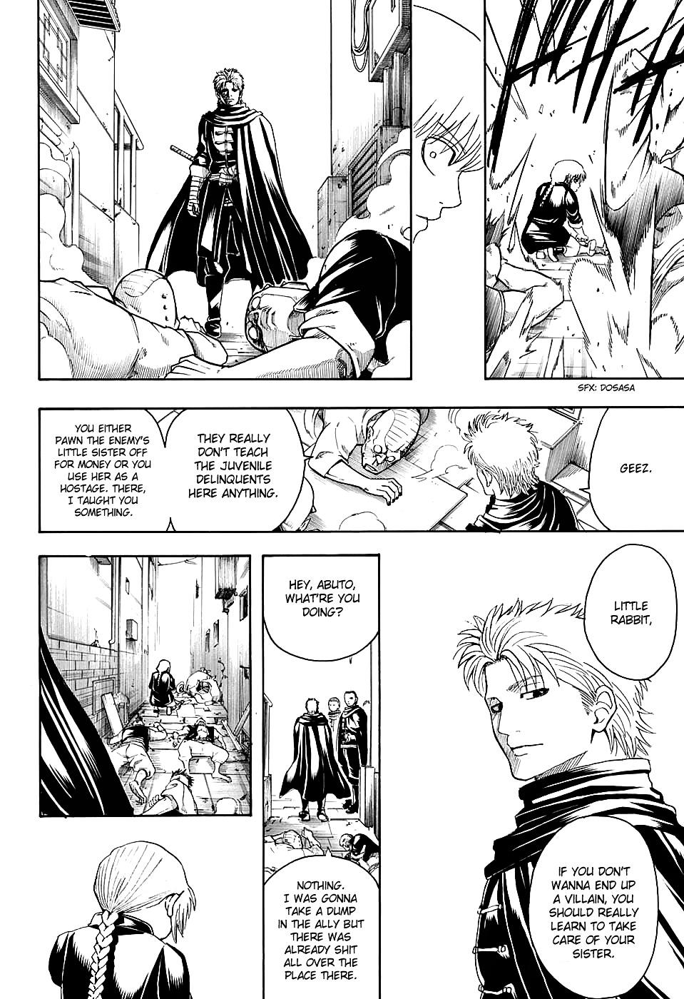 Gintama Chapter 580  Online Free Manga Read Image 16