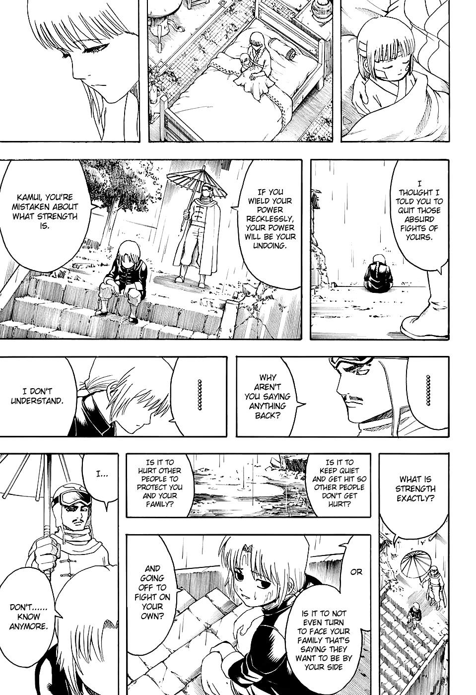 Gintama Chapter 580  Online Free Manga Read Image 17