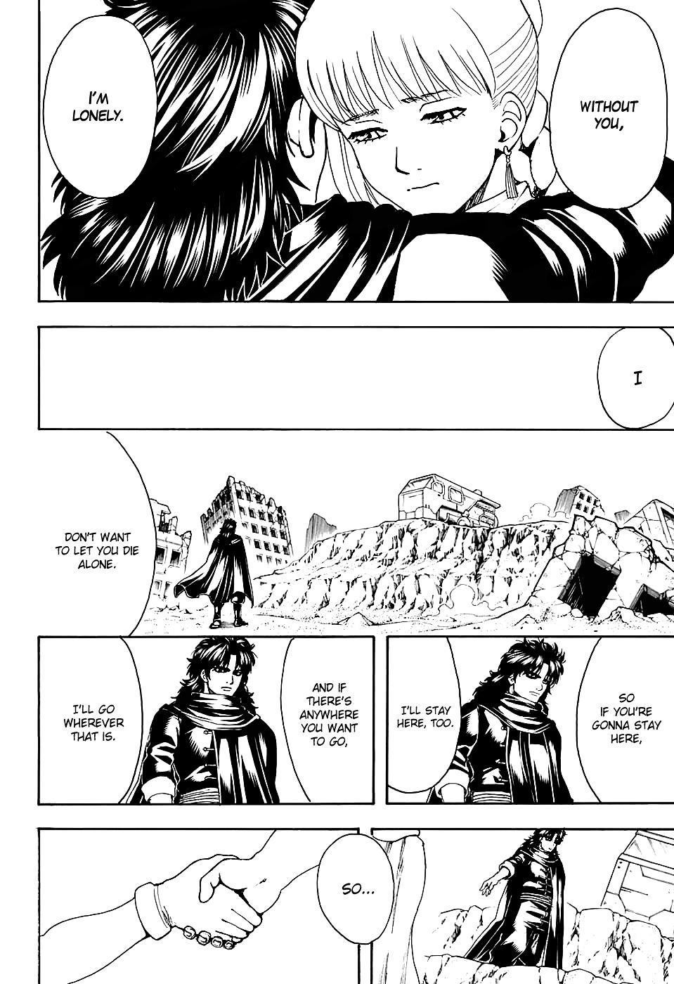 Gintama Chapter 580  Online Free Manga Read Image 2
