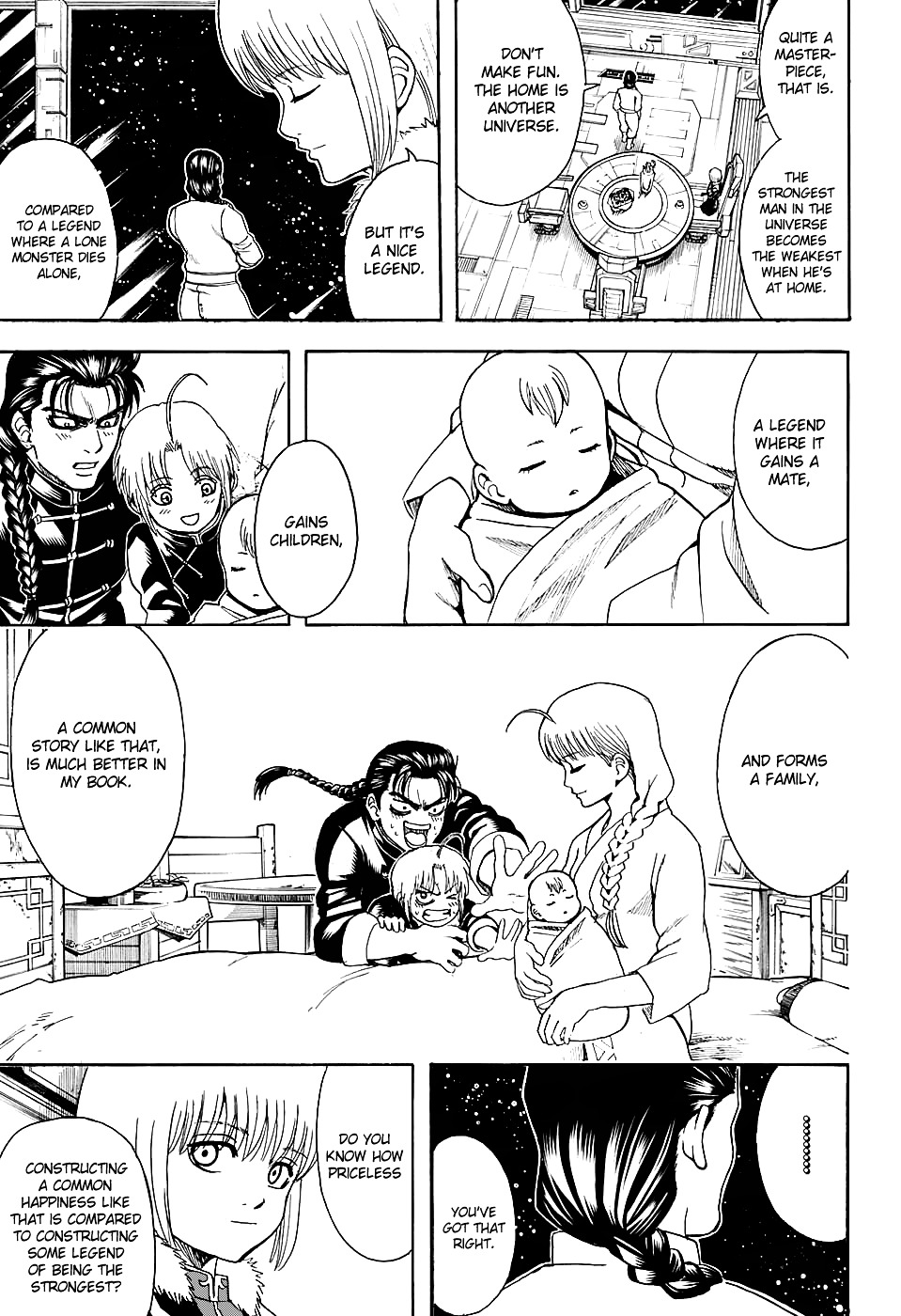 Gintama Chapter 580  Online Free Manga Read Image 7