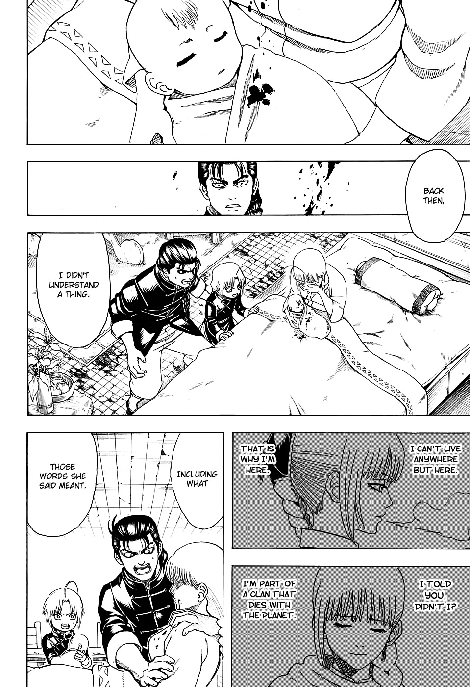 Gintama Chapter 580  Online Free Manga Read Image 8