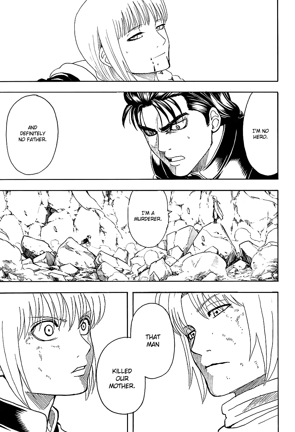 Gintama Chapter 580  Online Free Manga Read Image 9