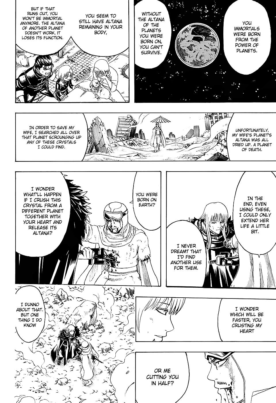 Gintama Chapter 582  Online Free Manga Read Image 18