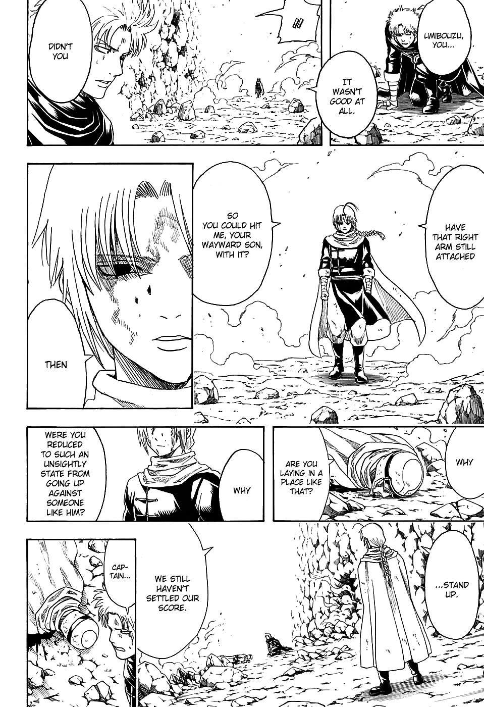 Gintama Chapter 583  Online Free Manga Read Image 16
