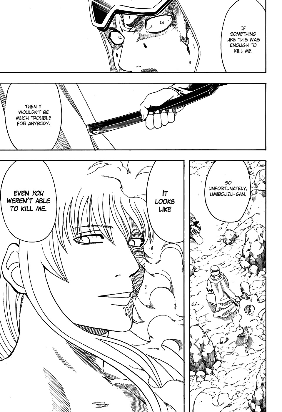 Gintama Chapter 583  Online Free Manga Read Image 9