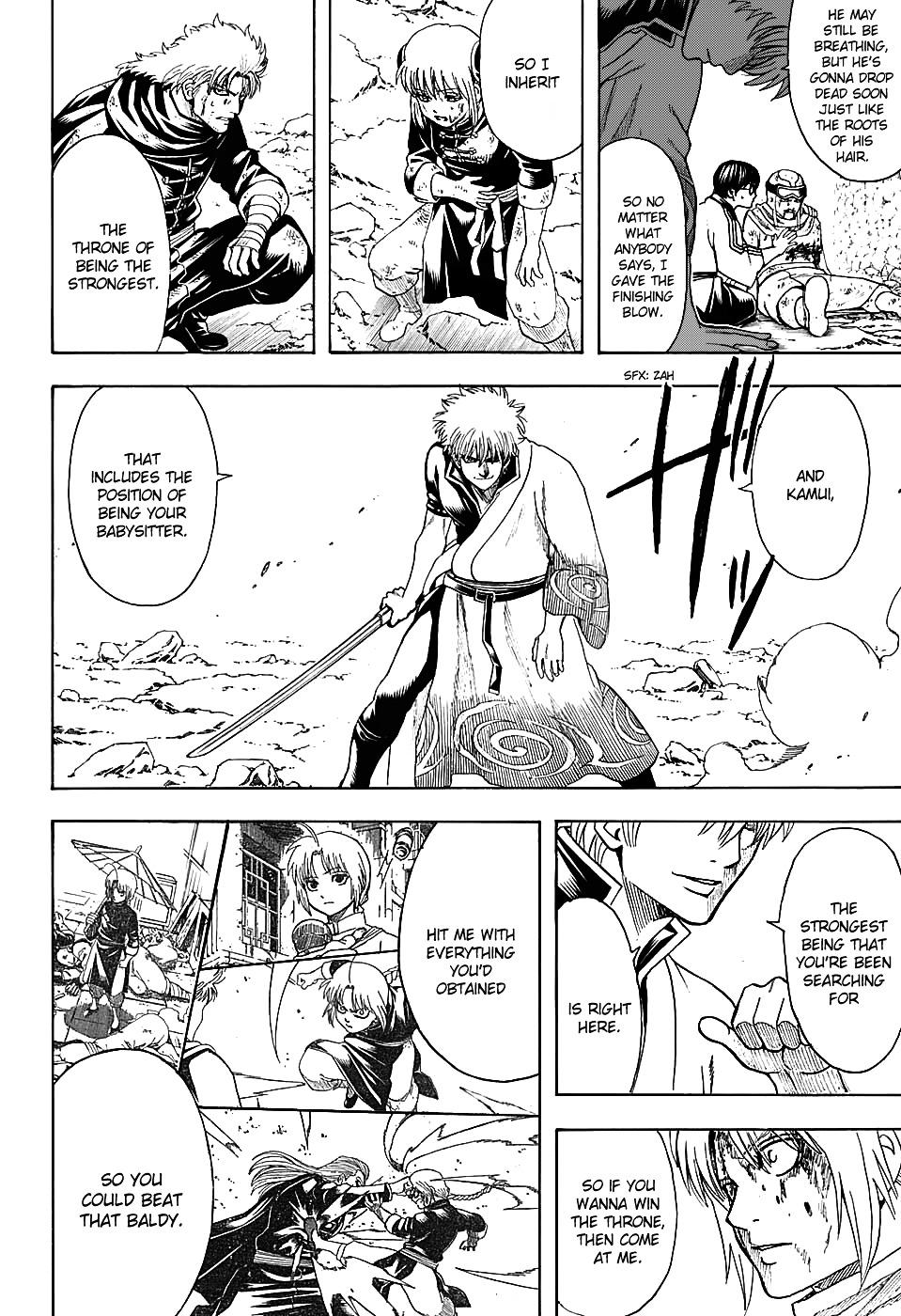 Gintama Chapter 584  Online Free Manga Read Image 10