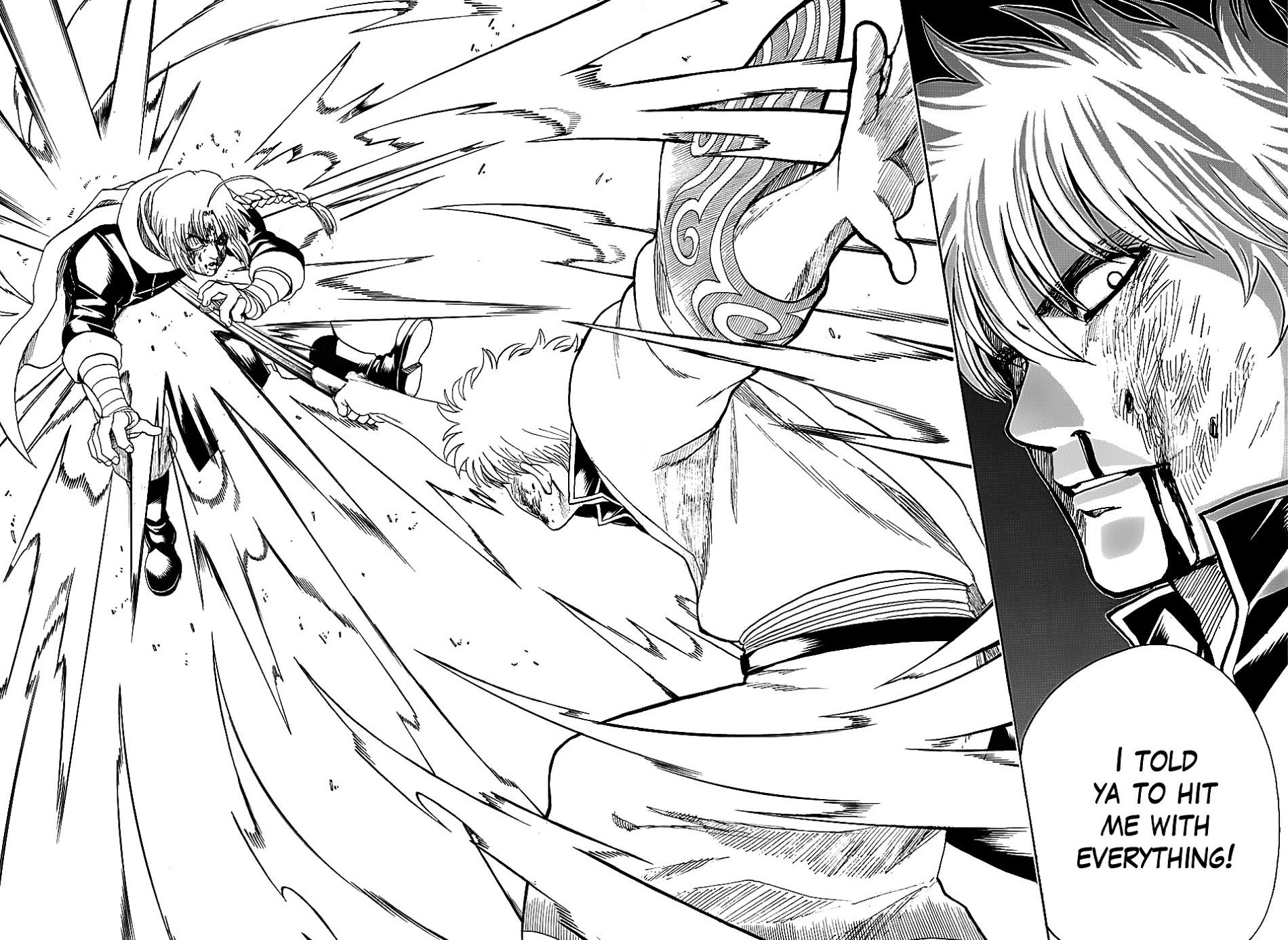 Gintama Chapter 584  Online Free Manga Read Image 14