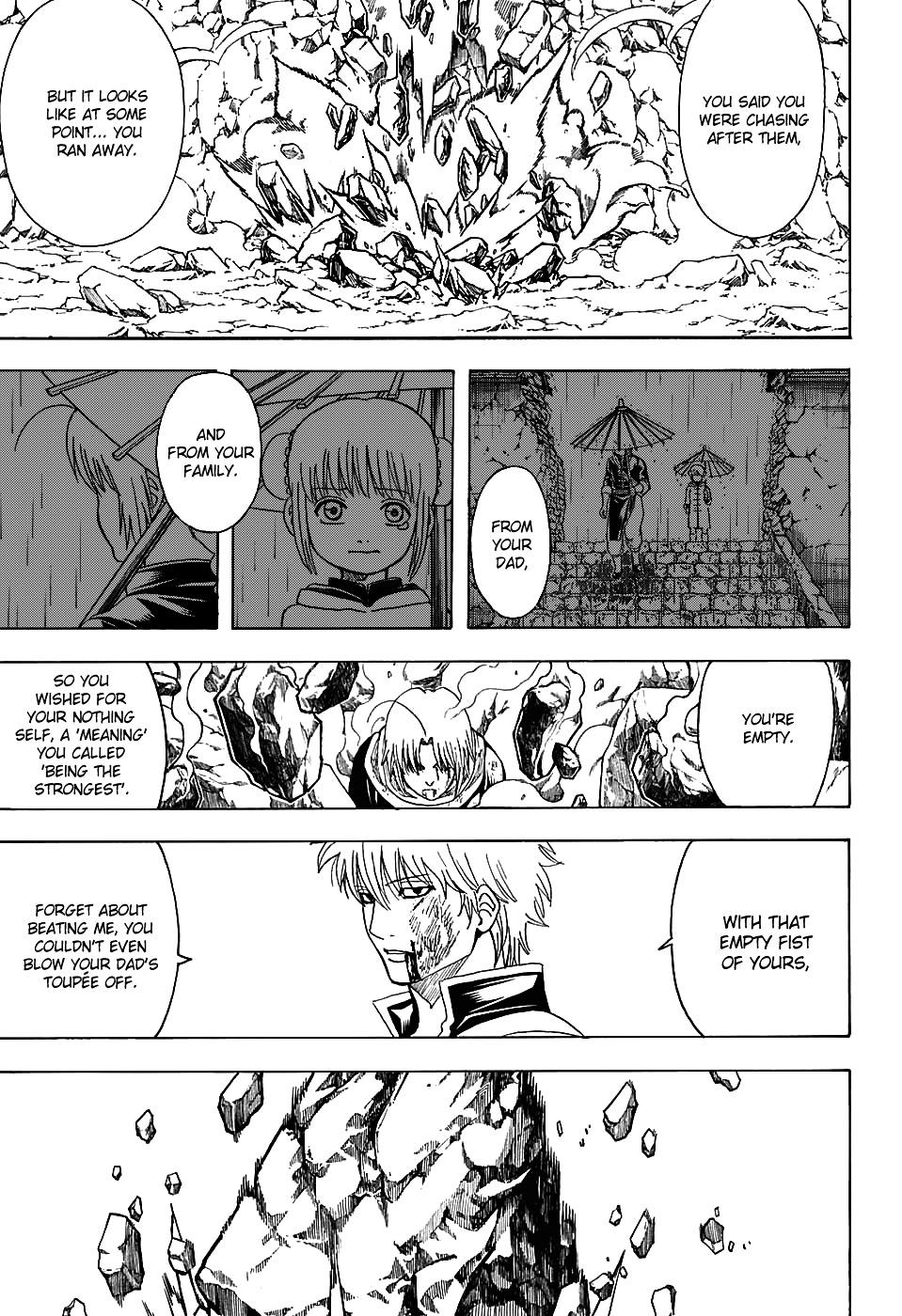 Gintama Chapter 584  Online Free Manga Read Image 16