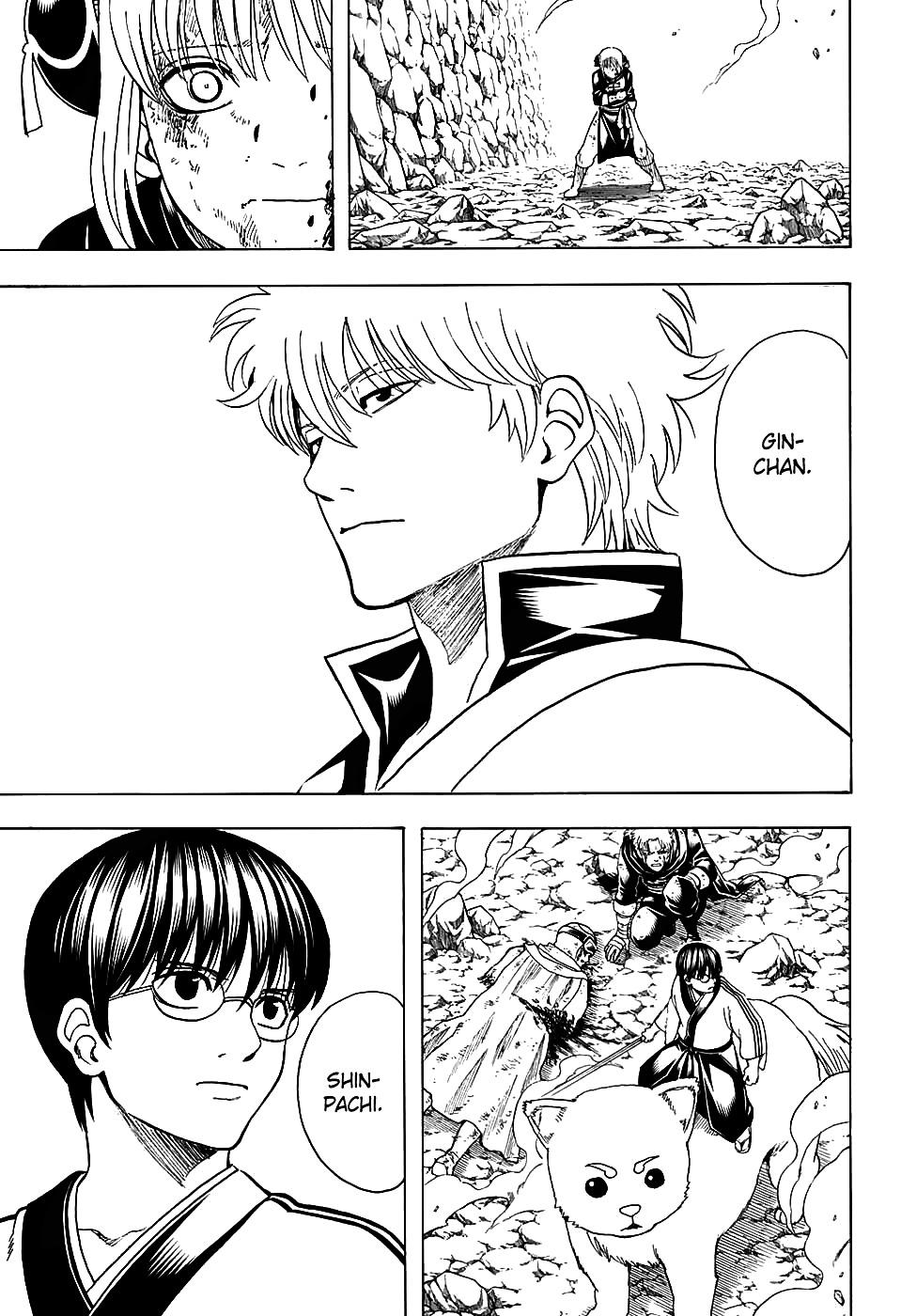 Gintama Chapter 584  Online Free Manga Read Image 3