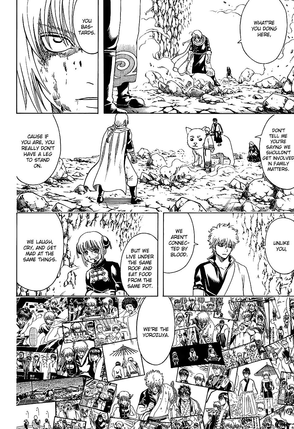 Gintama Chapter 584  Online Free Manga Read Image 4