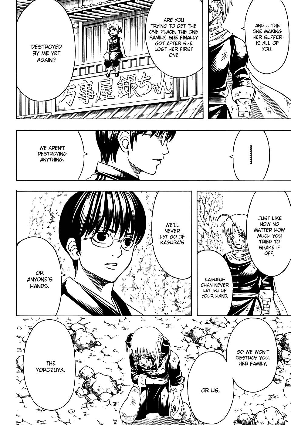 Gintama Chapter 584  Online Free Manga Read Image 6