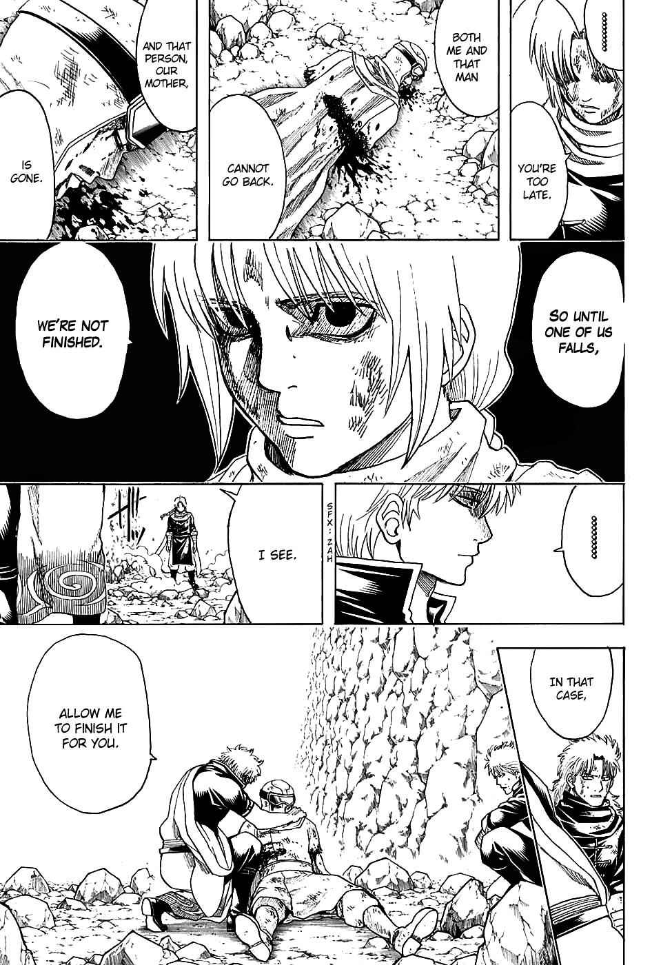 Gintama Chapter 584  Online Free Manga Read Image 7