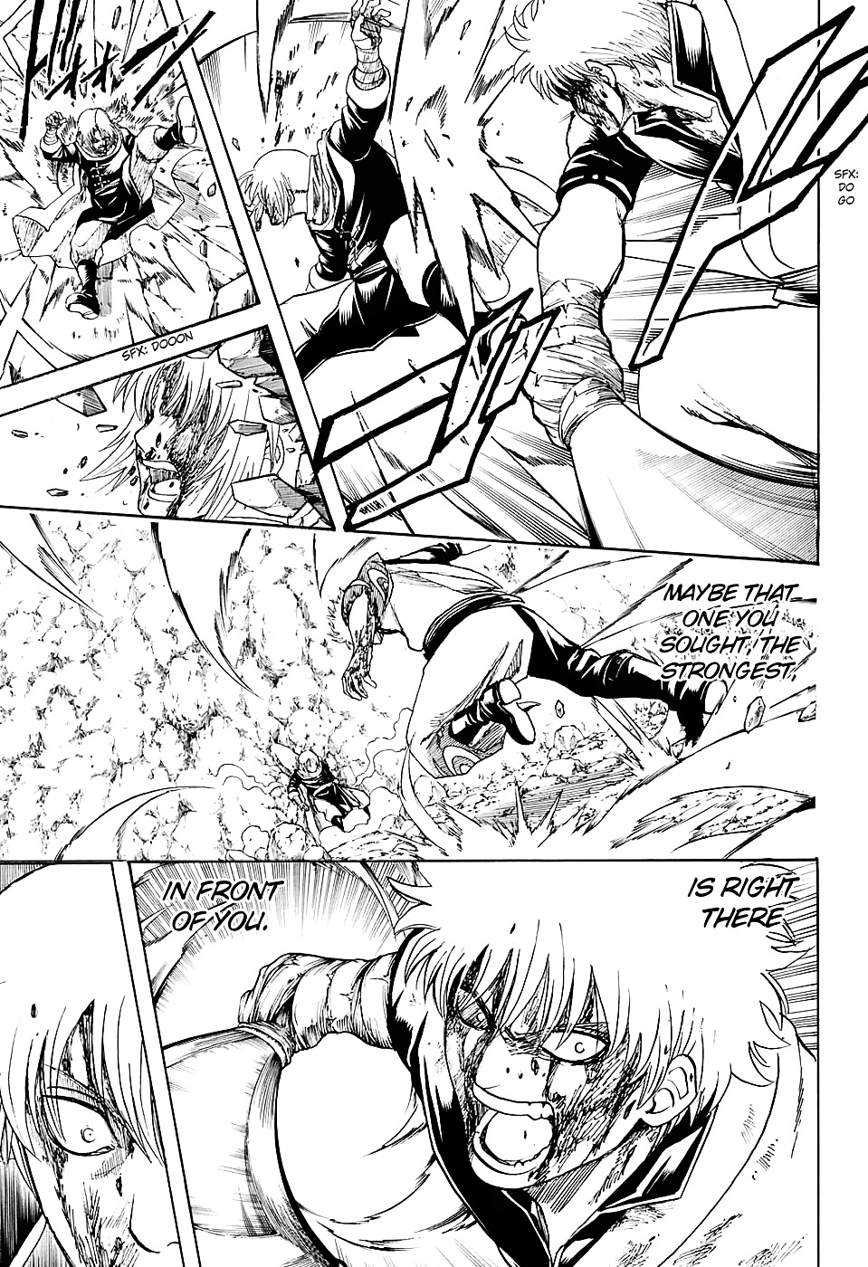 Gintama Chapter 586  Online Free Manga Read Image 11
