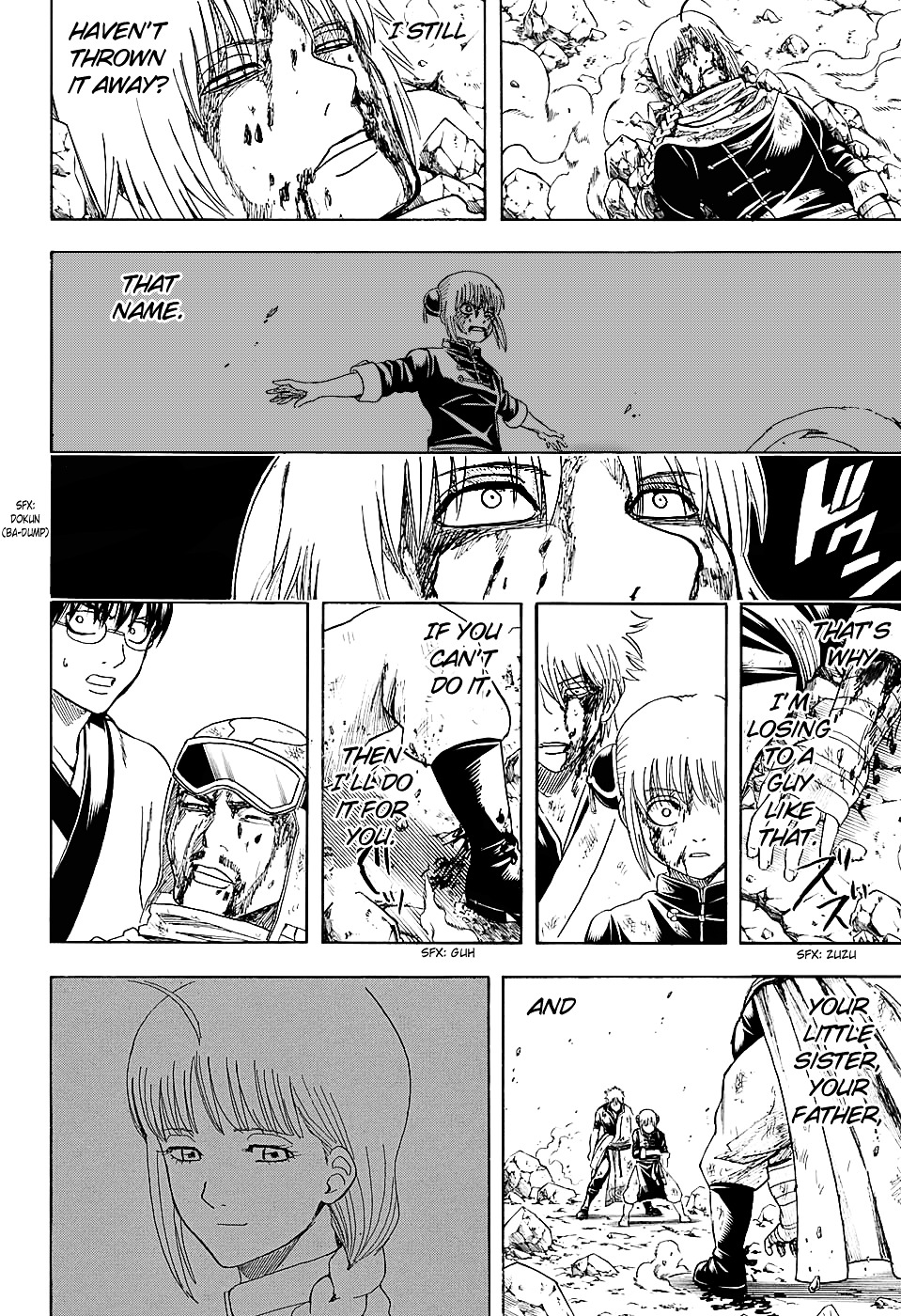 Gintama Chapter 586  Online Free Manga Read Image 18