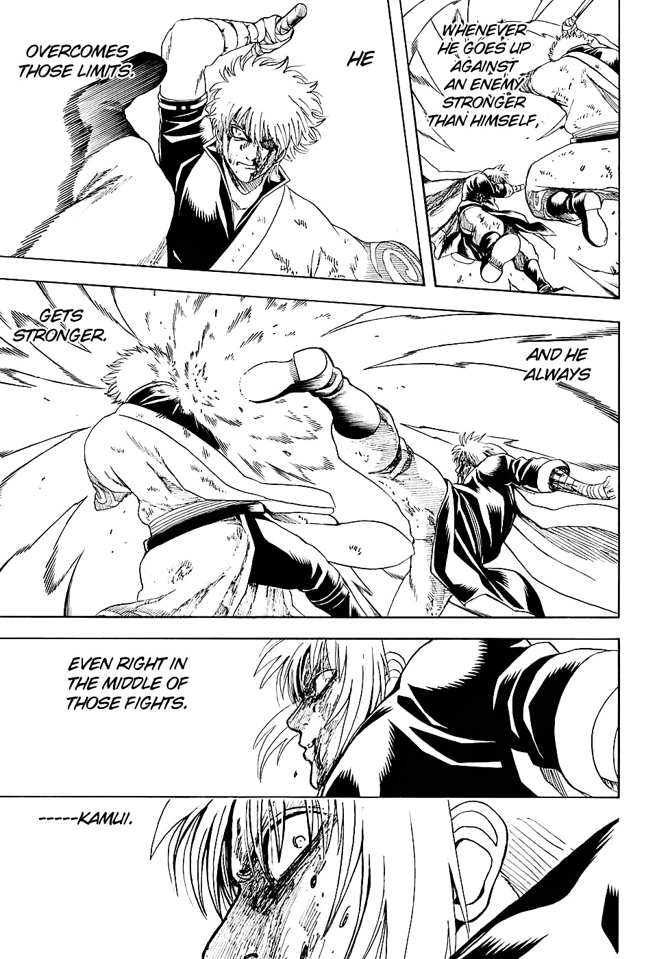 Gintama Chapter 586  Online Free Manga Read Image 7