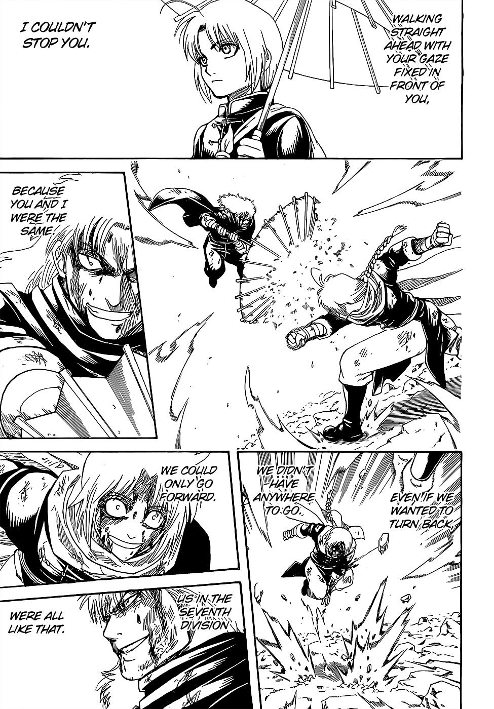 Gintama Chapter 587  Online Free Manga Read Image 13