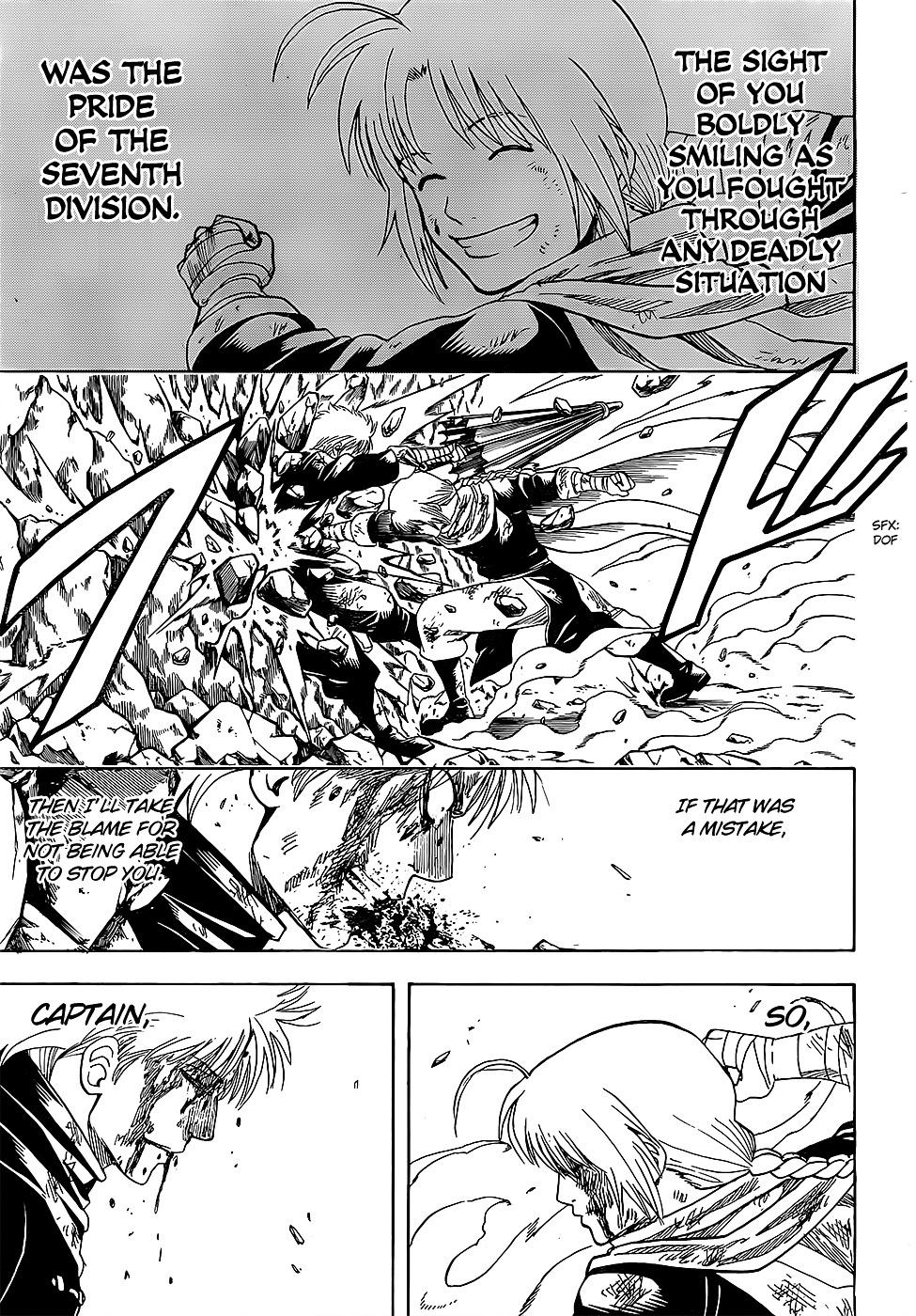 Gintama Chapter 587  Online Free Manga Read Image 15