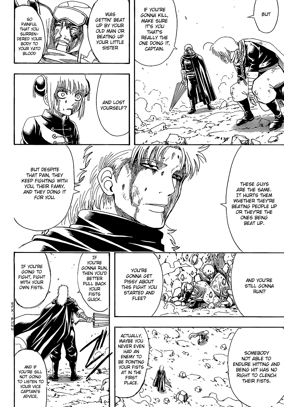 Gintama Chapter 587  Online Free Manga Read Image 8