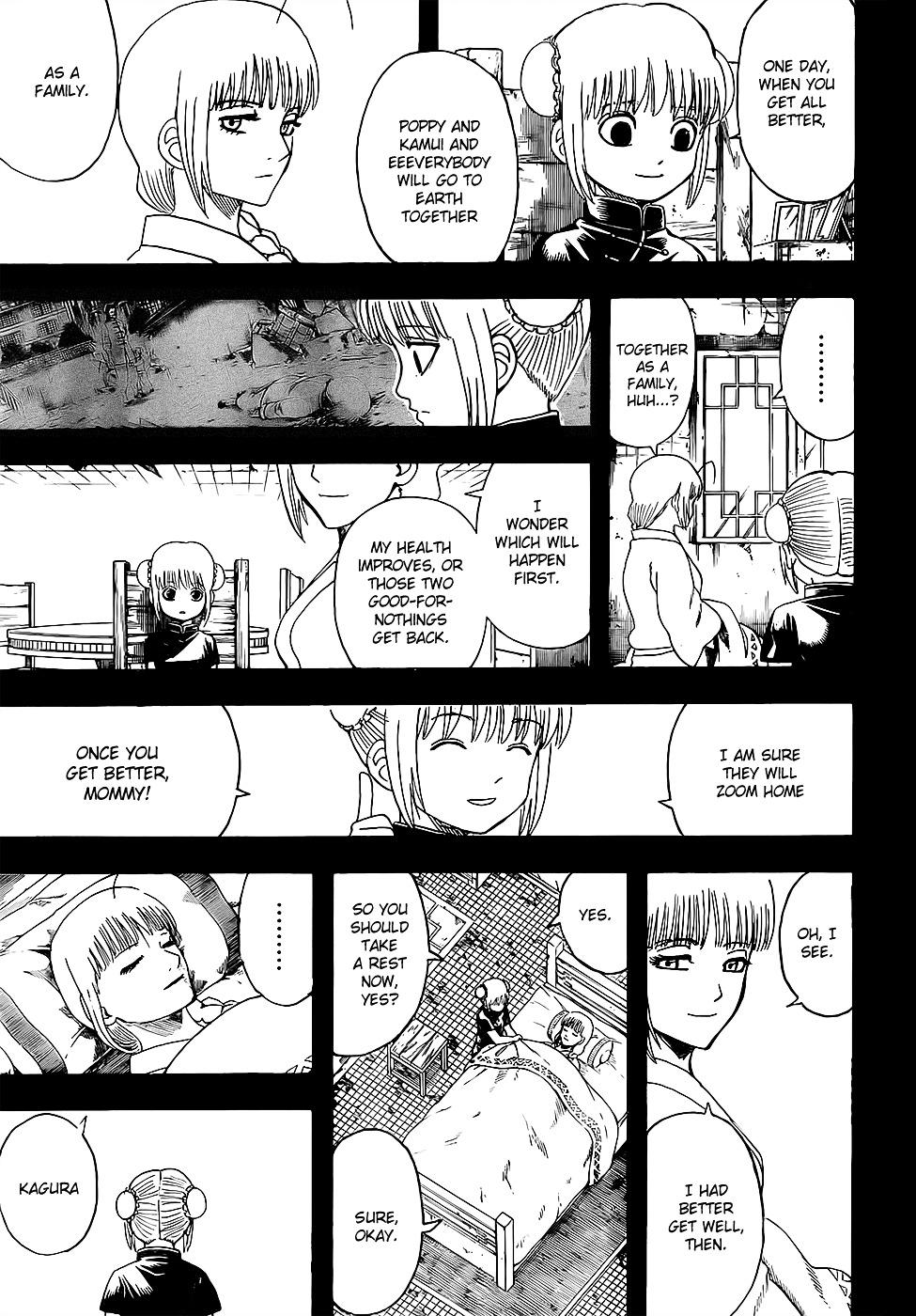 Gintama Chapter 588  Online Free Manga Read Image 11