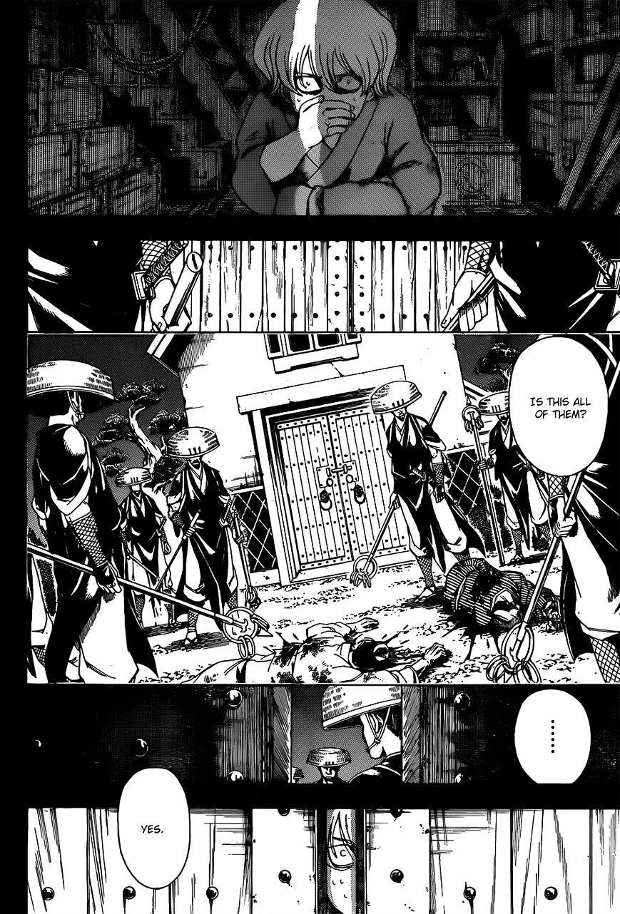 Gintama Chapter 590  Online Free Manga Read Image 2