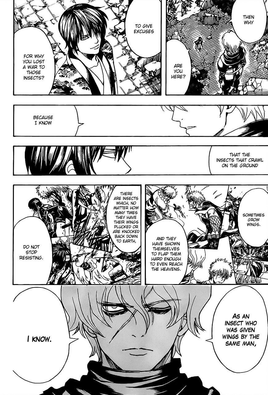 Gintama Chapter 590  Online Free Manga Read Image 8