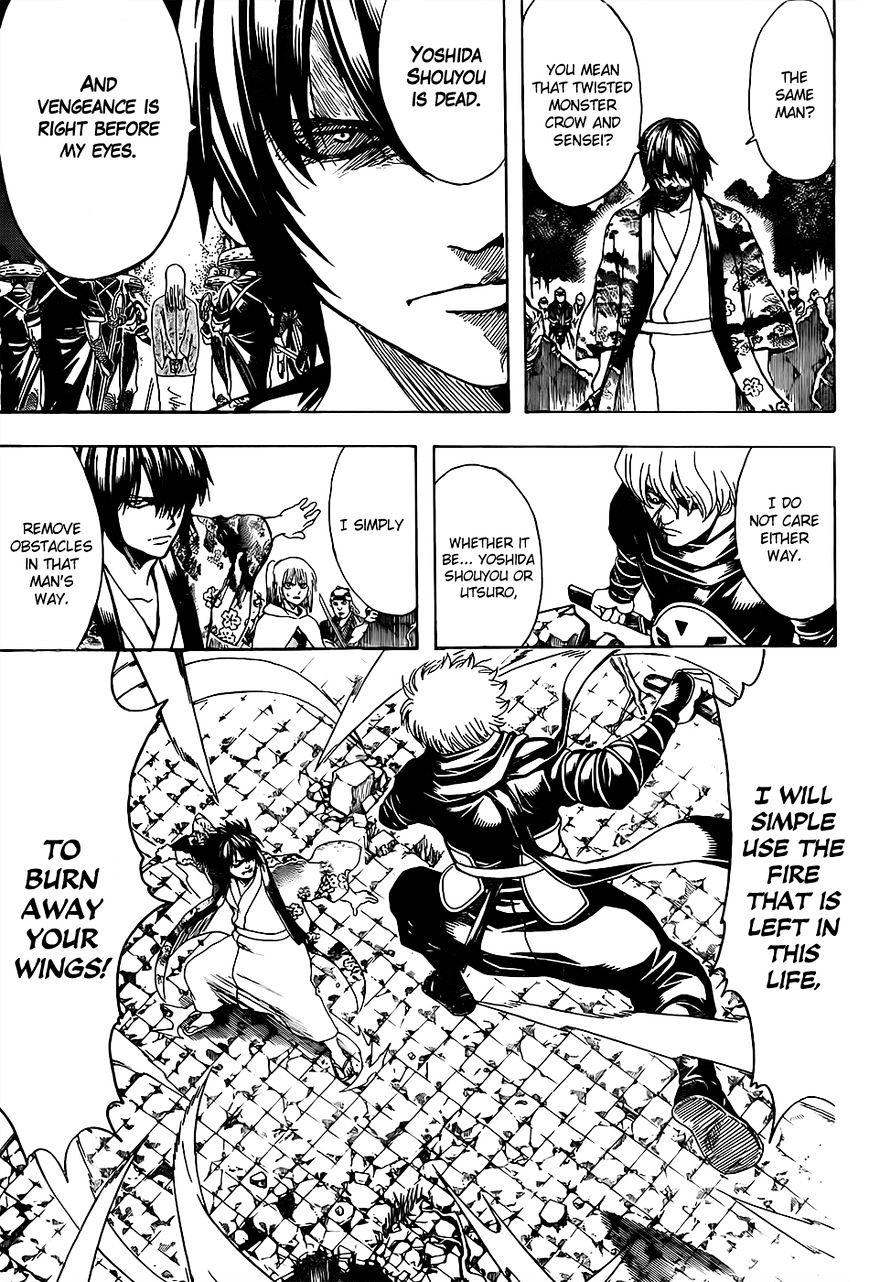 Gintama Chapter 590  Online Free Manga Read Image 9