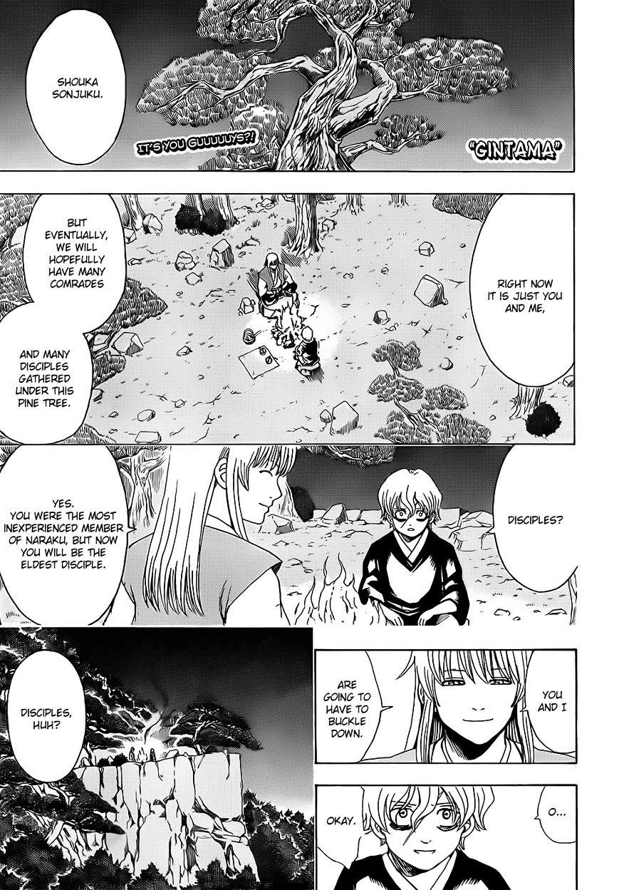 Gintama Chapter 591  Online Free Manga Read Image 1