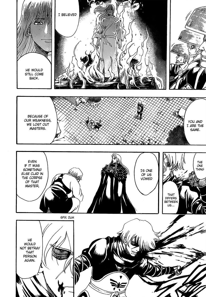 Gintama Chapter 591  Online Free Manga Read Image 14