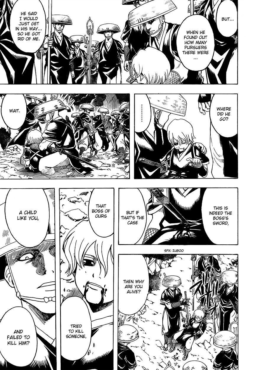 Gintama Chapter 591  Online Free Manga Read Image 5