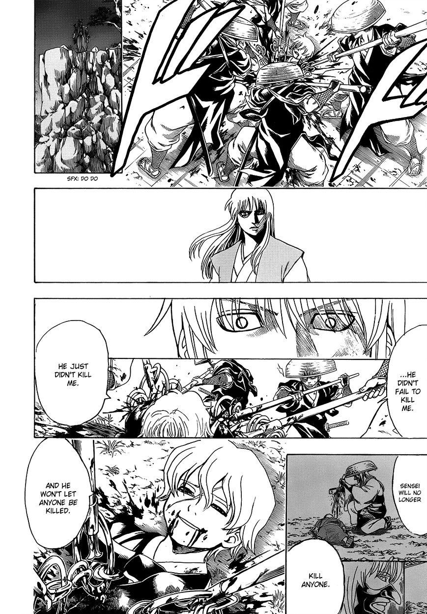 Gintama Chapter 591  Online Free Manga Read Image 6