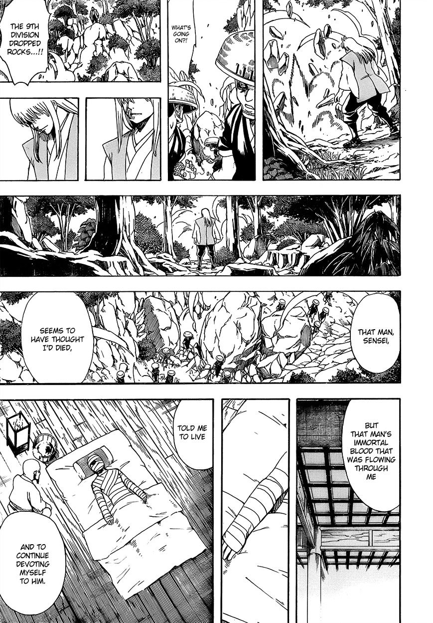 Gintama Chapter 591  Online Free Manga Read Image 9
