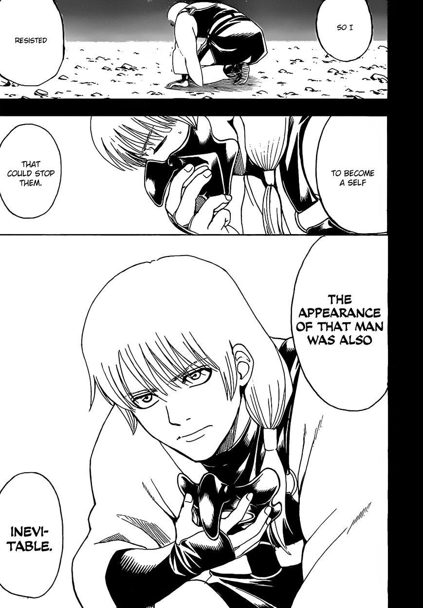Gintama Chapter 593  Online Free Manga Read Image 13