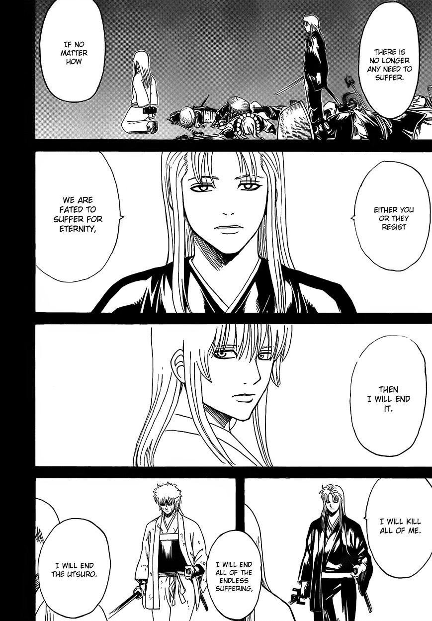 Gintama Chapter 593  Online Free Manga Read Image 18