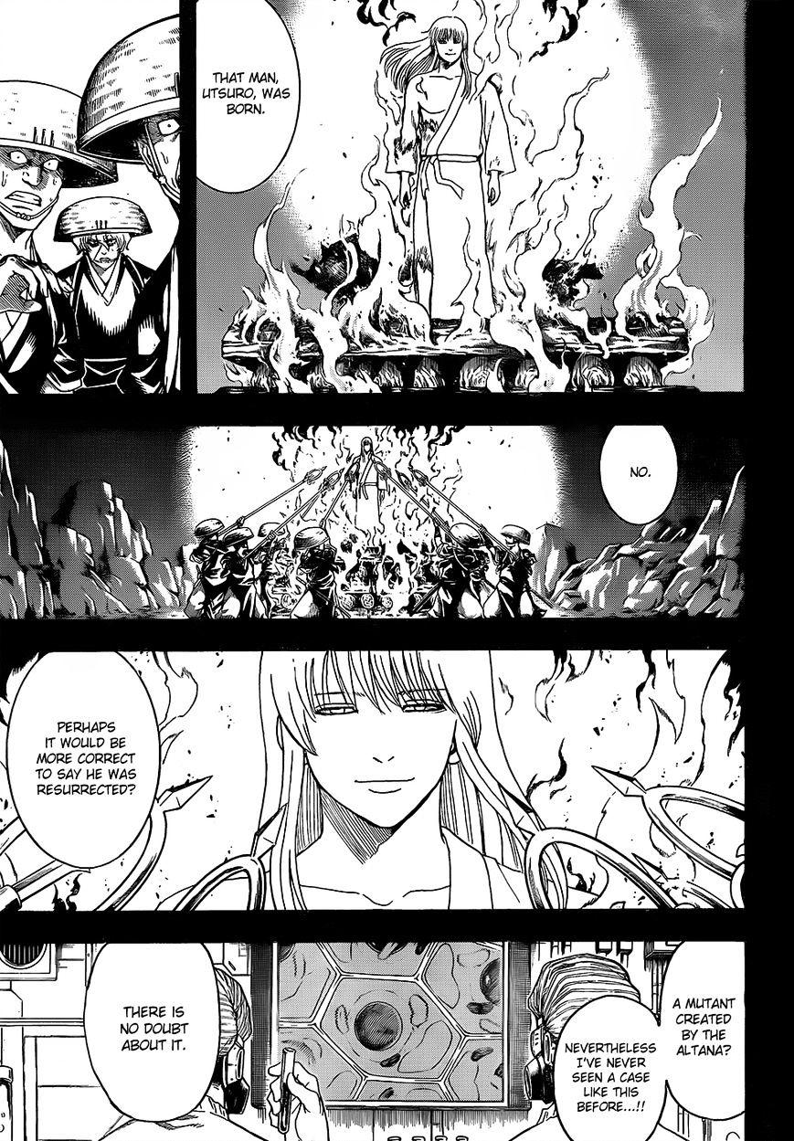 Gintama Chapter 593  Online Free Manga Read Image 5