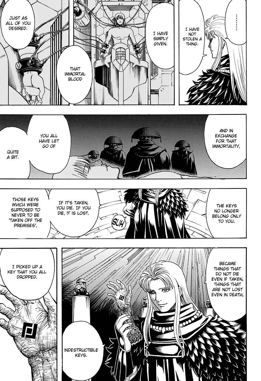Gintama Chapter 594  Online Free Manga Read Image 14