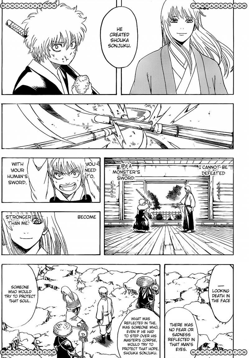 Gintama Chapter 595  Online Free Manga Read Image 11