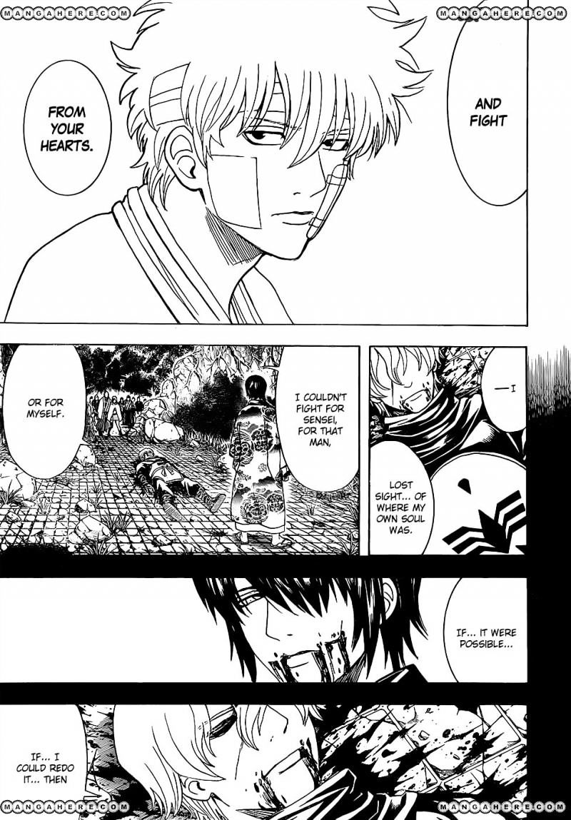 Gintama Chapter 595  Online Free Manga Read Image 3