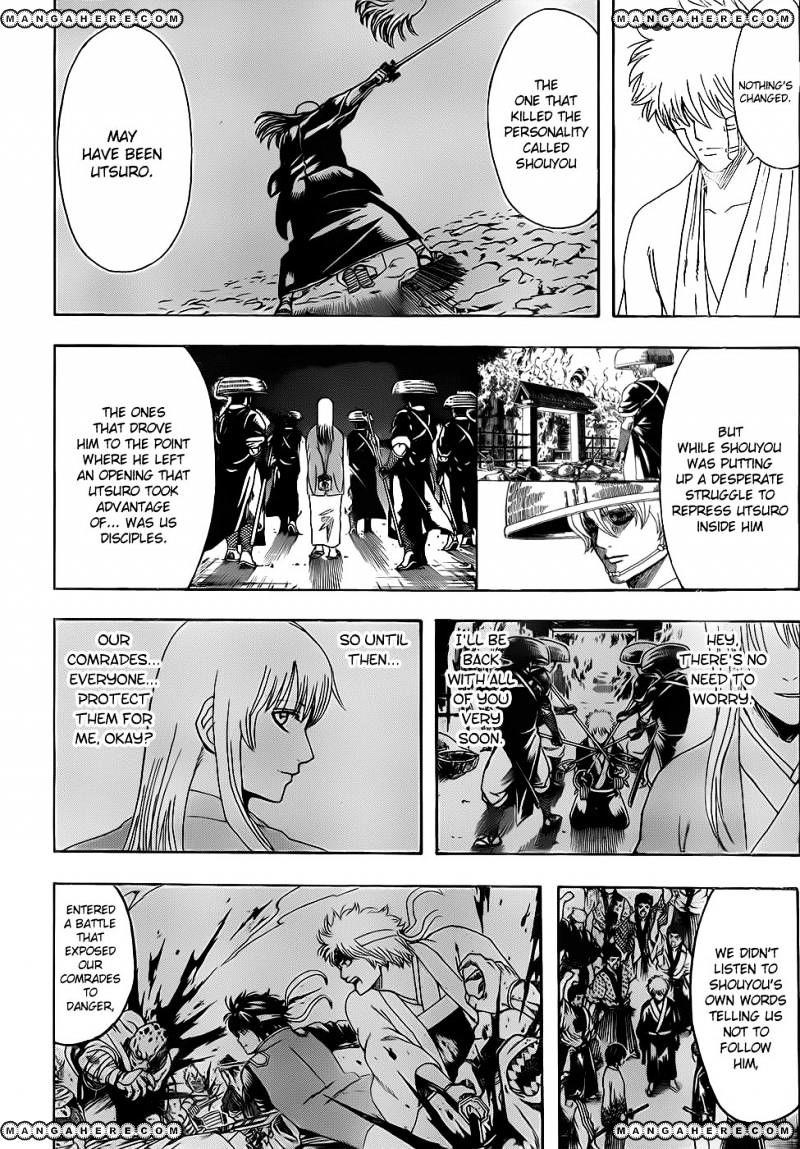 Gintama Chapter 595  Online Free Manga Read Image 8