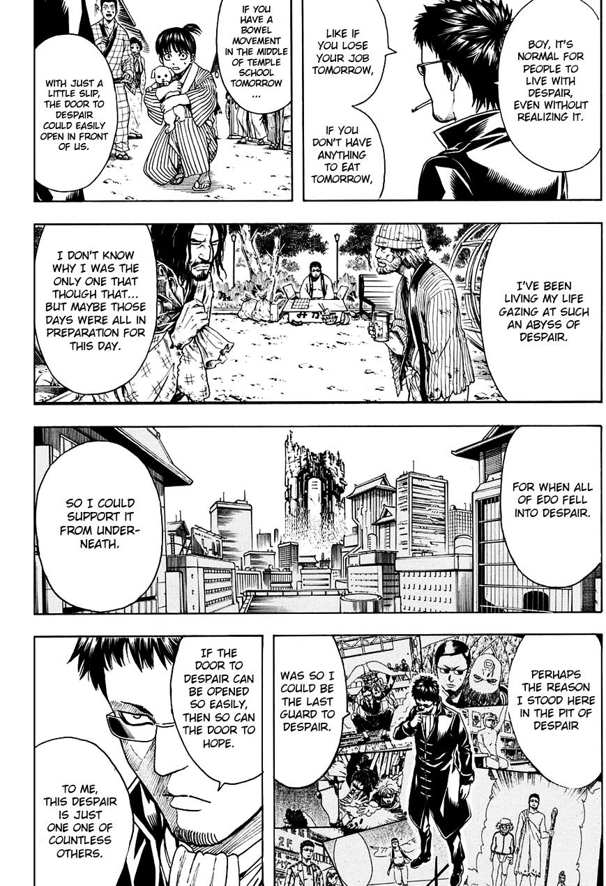 Gintama Chapter 597  Online Free Manga Read Image 8