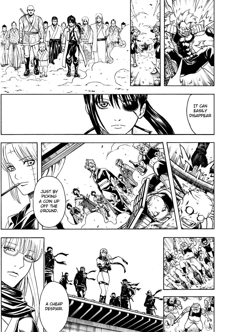 Gintama Chapter 597  Online Free Manga Read Image 9