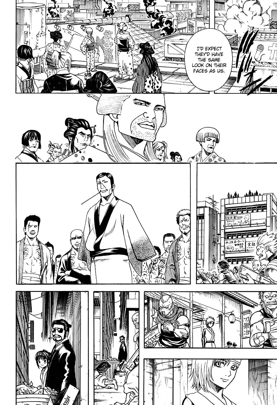 Gintama Chapter 598  Online Free Manga Read Image 10