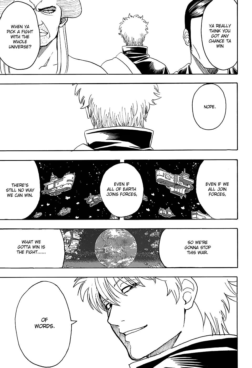 Gintama Chapter 598  Online Free Manga Read Image 17