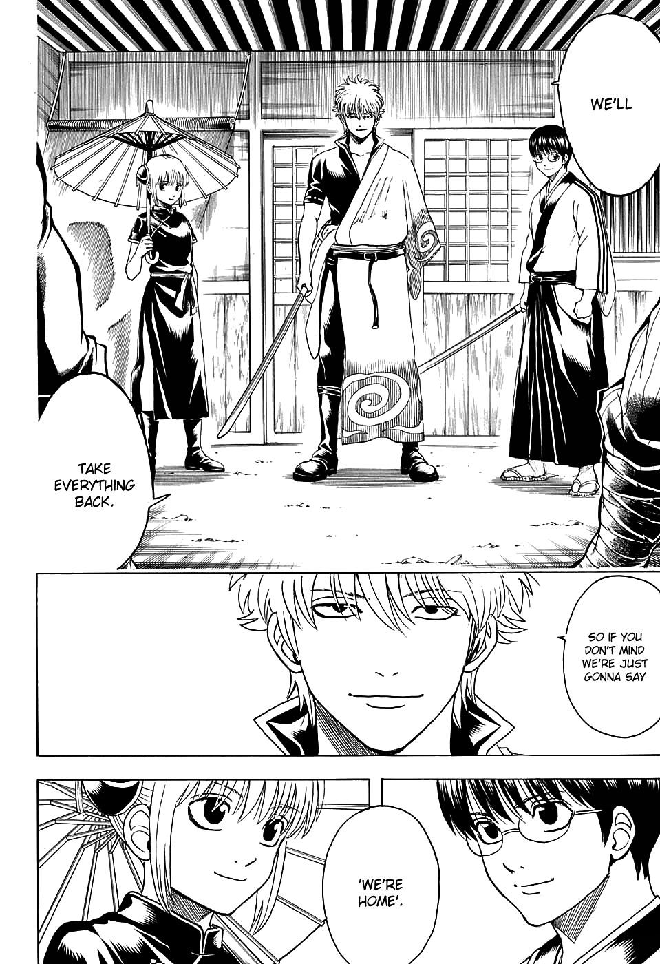 Gintama Chapter 598  Online Free Manga Read Image 2