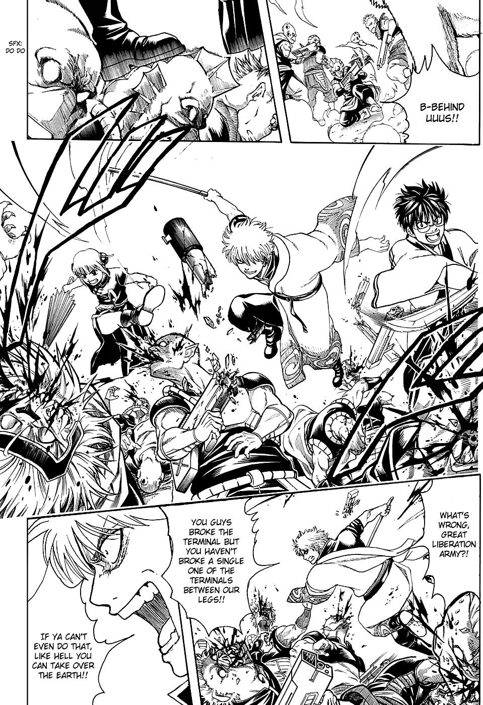 Gintama Chapter 598  Online Free Manga Read Image 6