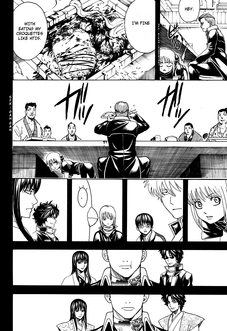 Gintama Chapter 599  Online Free Manga Read Image 8