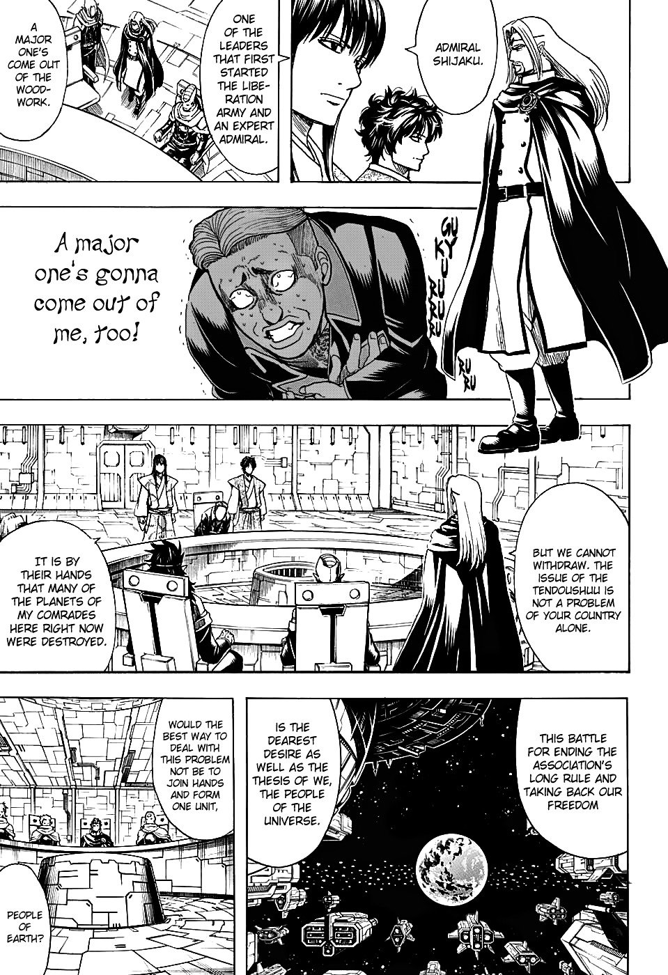 Gintama Chapter 600  Online Free Manga Read Image 3