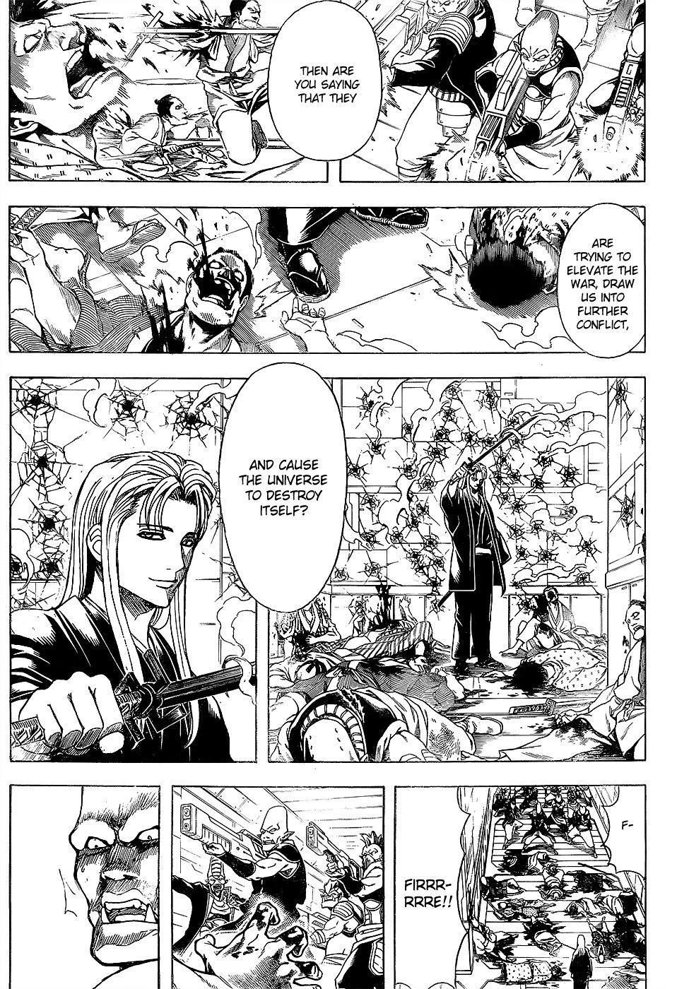 Gintama Chapter 602  Online Free Manga Read Image 13